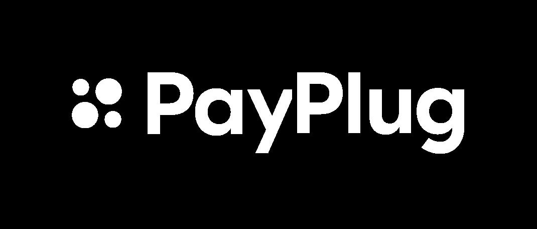 logo blanc payplug